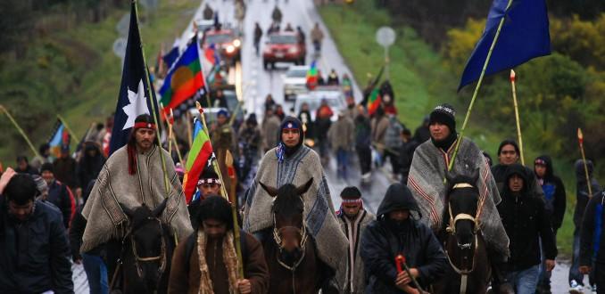 Comunidad José Guiñón reivindica derecho a la libre determinación
