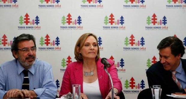 "Las ""tres DC"" que tensionan la candidatura de Carolina Goic"