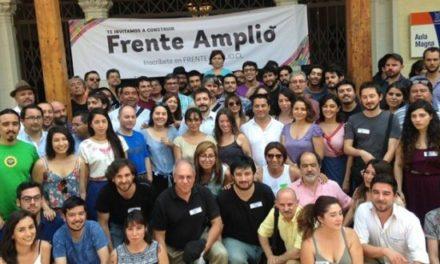 Frente Amplio aún no define ingreso de grupos que apoyan a Mayol