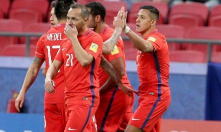 Chile queda con gusto a poco luego de empatar con Alemania