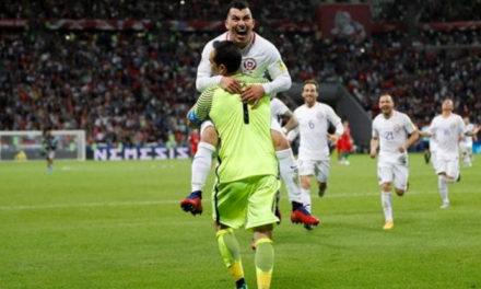 Copa Confederaciones: Chile eliminó a Portugal por penales y pasó a la final