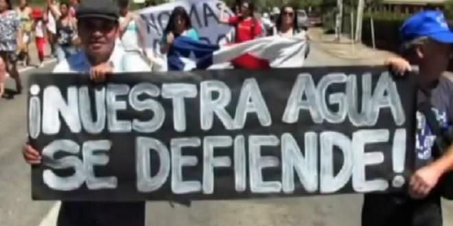 Activistas piden a profesores canadienses dejar de invertir en privatización del agua