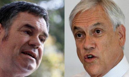 Ya no corre solo: Se estrecha la primaria entre Piñera y Ossandón
