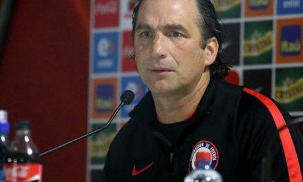 Copa Confederaciones: Pizzi pide no confiarse ante Australia