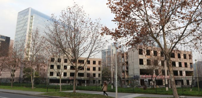 Organizaciones llaman a detener demolición de Villa San Luis