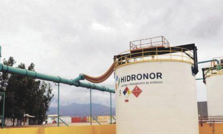 Superintendencia sanciona planta de residuos tóxicos en Antofagasta