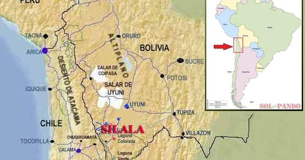 Silala: Claves para entender el conflicto entre Chile y Bolivia