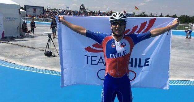 Lucas Silva le da la primera medalla a Chile en los Juegos Mundiales de Polonia