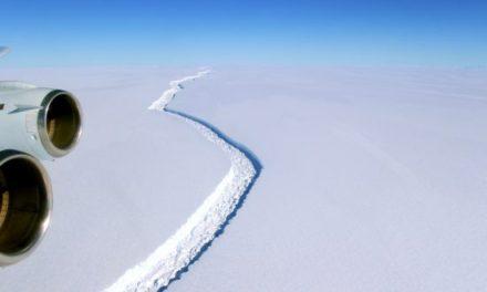 Preocupación por desprendimiento de uno de los mayores iceberg de la Antártida