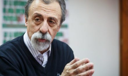 Luis Mesina acusa al Ministro de Hacienda de perseguir a los trabajadores tanto como en Dictadura
