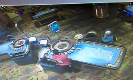 Dramáticas imágenes del tiroteo en un casino de Chile que dejó dos muertos