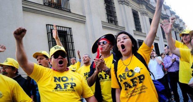 Con voto electrónico y presencial: Coordinadora No Más AFP espera concretar su consulta nacional
