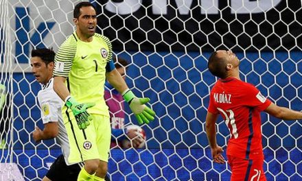 Por una desgracia: Chile cae en la final de la Copa Confederaciones