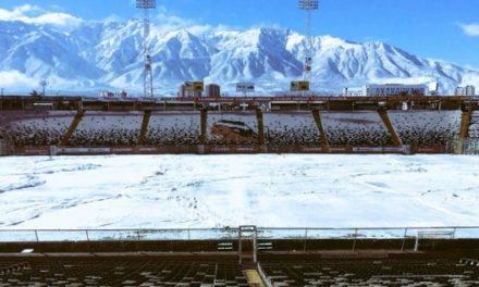 Cuatro partidos de Copa Chile suspendidos por nevazón