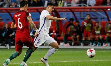 FIFA reconoce que el VAR falló en partido entre Chile y Portugal