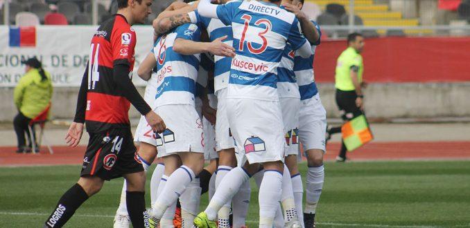 Universidad Católica supera a Rangers en el inicio de la Copa Chile