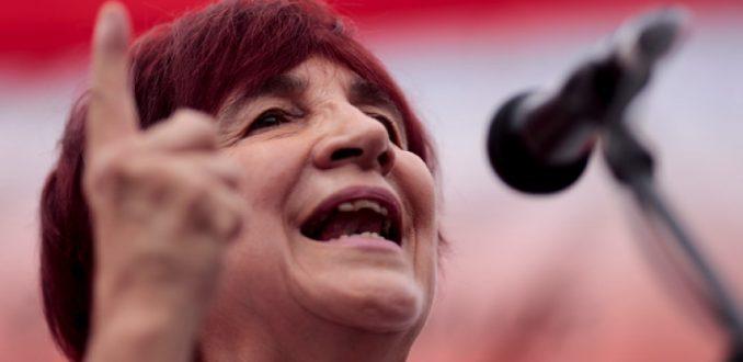 PC confirma nómina parlamentaria con Carmen Hertz a la cabeza