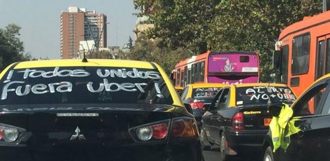 Las preocupaciones en torno al proyecto que normará Uber y Cabify