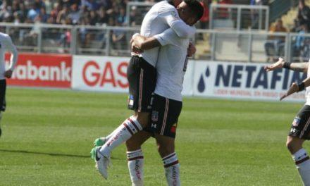 """Colo Colo derrota a O'Higgins con gran actuación del """"Mago"""" Valdivia"""