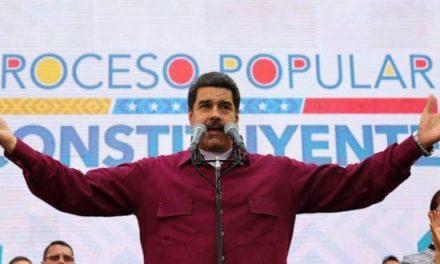Presidente de Venezuela convoca a diálogo regional