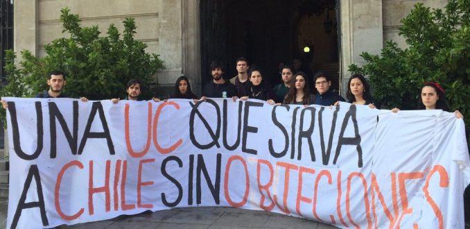Estudiantes de la UC aprueban mayoritariamente el aborto en 3 causales