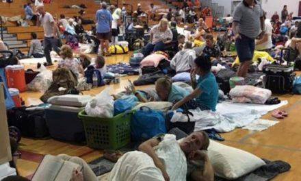 Irma golpea Florida: más de seis millones de habitantes desplazados