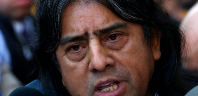"""Aucán Huilcamán: """"Podemos converger con muchos grupos hacia la autodeterminación"""""""
