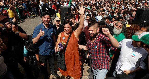 Facción del Frente Amplio advierte que no respaldará a Alejandro Guillier