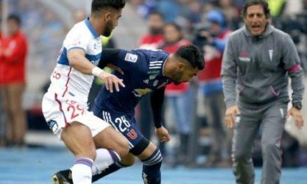 Universidad de Chile derrota por 1-0 a Católica