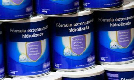 Ministerio de Salud vuelve a licitar millonaria cifra en leche
