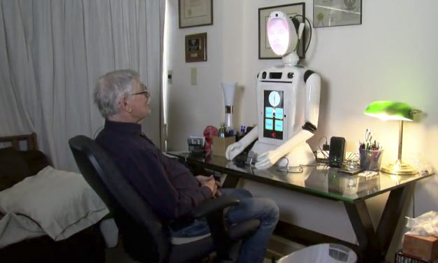 Crean una robot empática para cuidar a pacientes con Alzheimer
