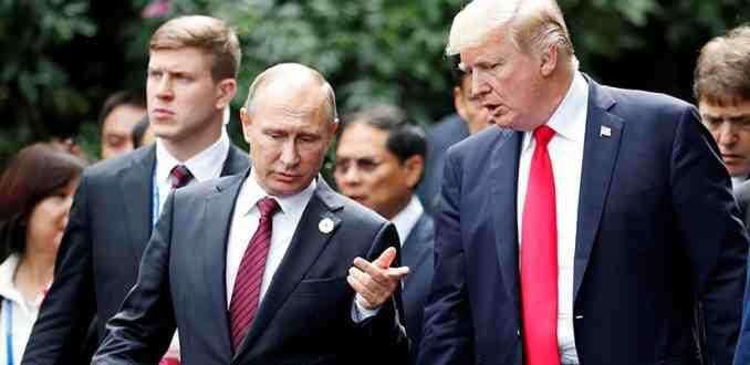 """Vladimir Putin califica de """"fantasías"""" las acusaciones de la injerencia rusa en EEUU"""