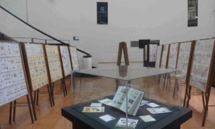 EXPOFINA: LA HISTORIA EN SELLOS POSTALES