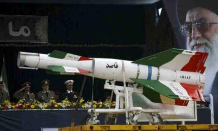 La Fuerza Aérea de Estados Unidos confirmó que el misil dirigido a la capital de Arabia Saudita era iraní