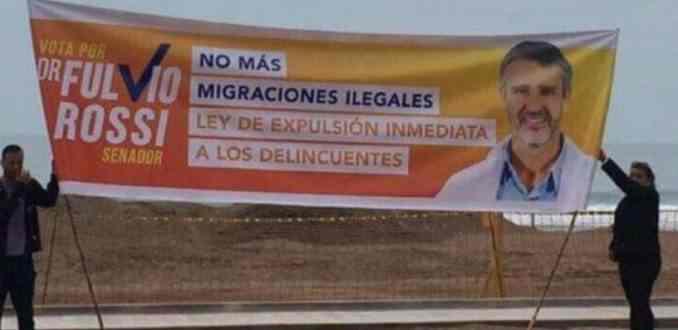 """Migrantes interpondrán querella contra Fulvio Rossi: """"ha traspasado un límite peligroso"""""""