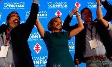 Carolina Goic reconoce amplia derrota de la DC en las presidenciales