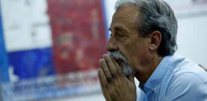 """Luis Mesina: """"La Presidenta no le ha cumplido a Chile en el tema previsional"""""""
