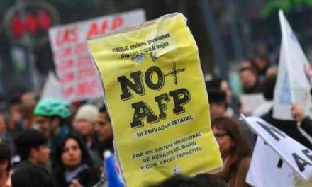 Coordinadora No + AFP llama a movilización antes de la segunda vuelta