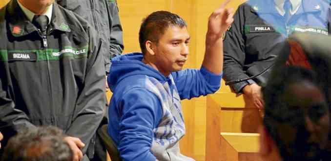 Causa por torturas a José Peralino podría llegar a la Comisión Interamericana de DDHH