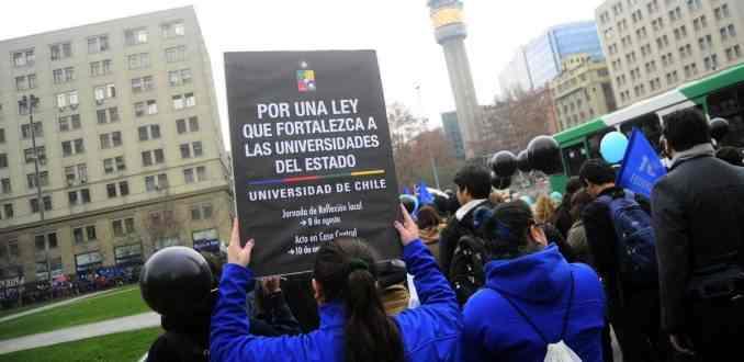 Diputados aprueban proyecto de ley sobre universidades del Estado