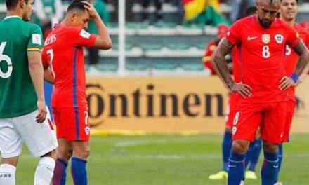 Se vende el fútbol chileno