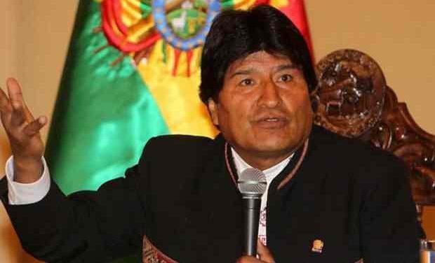 """Evo Morales: """"Esperamos tener buenas relaciones con quien gane el domingo en Chile"""""""
