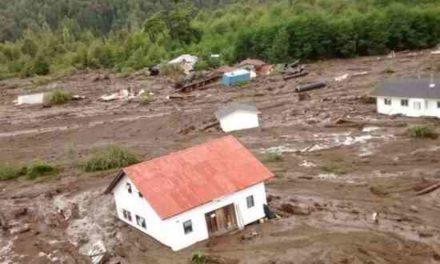 Pese a aluvión, elecciones también se harán en Villa Santa Lucía