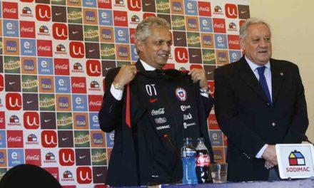 """Reinaldo Rueda: """"La ilusión de nuestro trabajo es volver a meter a 'La Roja' a un mundial"""""""