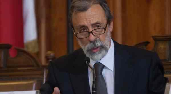 """Luis Mesina: """"El gobierno sabe que obligar a cotizar a los honorarios no tiene sentido"""""""