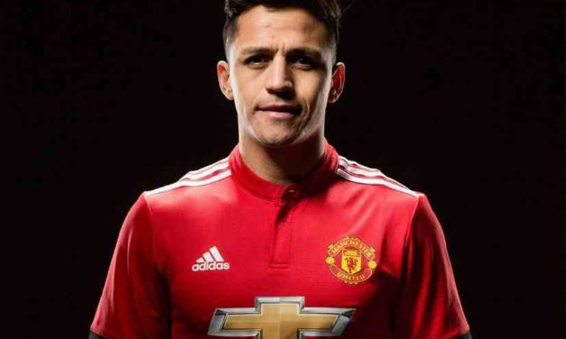 Se va de Londres: Alexis Sánchez ya es jugador del Manchester United