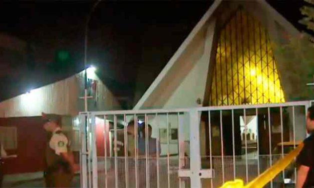 A tres días de la visita del Papa, iglesias sufren ataques en diferentes comunas de Santiago