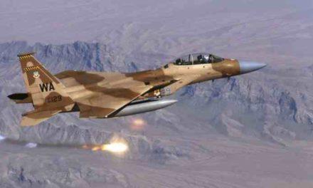 La aviación israelí atacó objetivos de Hamas en la Franja de Gaza tras los disparos de cohetes por parte del grupo terrorista
