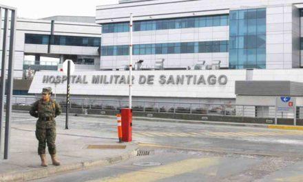 """La ficha médica que podría terminar con el """"jubilazo"""" de Augusto Pinochet Hiriart"""