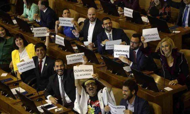 Frente Amplio dividido ante demanda marítima de Bolivia